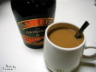 ベイリーズホットコーヒー
