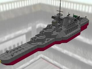 綾瀬級軽巡洋艦 綾瀬