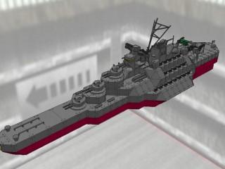 綾瀬級防空巡洋艦 綾瀬