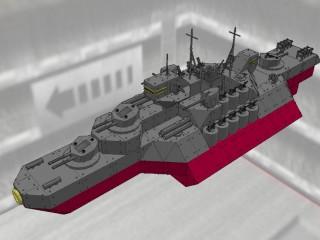 改秋月級駆逐艦 満月