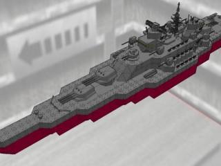 白根級装甲巡洋艦 白根