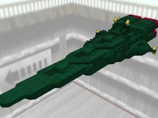 マゼラン級戦艦 マゼランⅠ世 [MAGELLAN class battleship MAGELLAN I]
