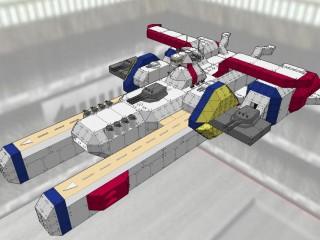 ペガサス級強襲揚陸艦 ホワイトベース[PEGASUS class amphibious assault ship WHITE BASE]