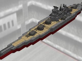 播磨級戦艦 播磨