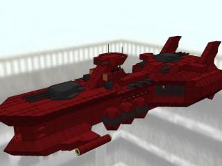チベ級重巡洋艦 テリヴィーレ [TIBE class heavy crusir TERRIBILLE]