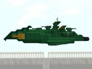 ガミラス デストロイヤー艦