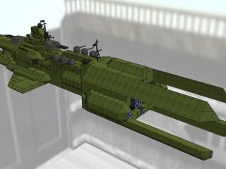 チベ級重巡洋艦 ザイドリッツ