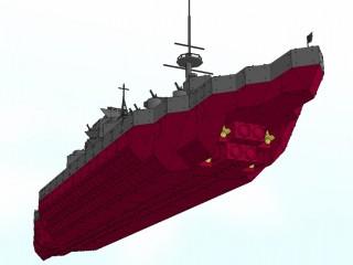 キング・ジョージ5世級戦艦 キング・ジョージ5世 [HMS KING GEORGE V]